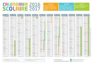 Calendrier Scolaire 2016 2017 Calendrier Scolaire 2016 Image King