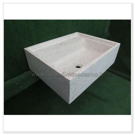 lavello in cemento lavello da giardino pl302 lavandini da esterno lavelli