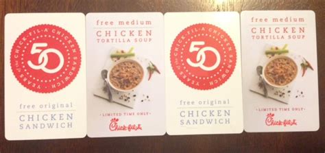 Chick Fil A Anniversary Giveaway - chick fil a chicken sandwich and chicken tortilla soup giveaway who said nothing in