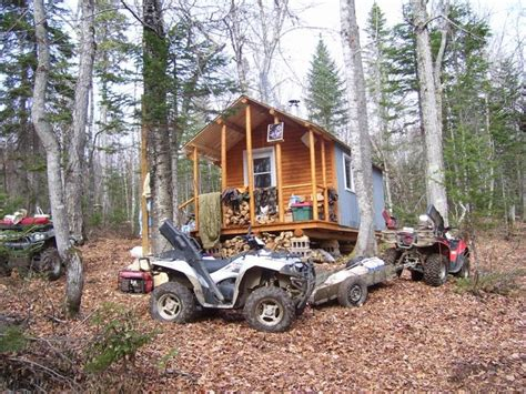 Hunting Cabin Kits 1000 Images About Enclosed Deer Stands On Pinterest