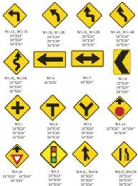 printable nc dmv road signs road sign practice test printable pictures to pin on