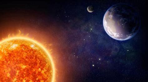 ilustraciones de vectores de sol tierra luna espacio el d 237 a no dura 24 horas y 13 curiosidades sobre la tierra