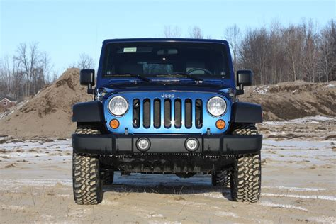 Jeep Wrangler Unlimited Review Review 2009 Jeep Wrangler Unlimited Rubicon 4x4 Photo