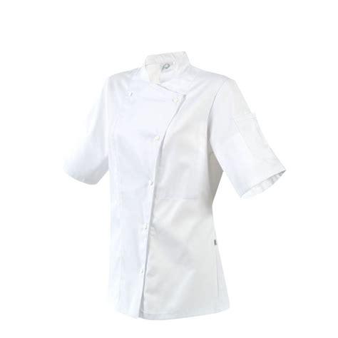 veste cuisine femme manche courte veste de cuisine femme manches courtes manille