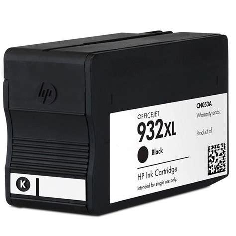 Murah Hp Ink Cartridge 932xl Black hp 932xl black refurbished ink cartridge cn053ae hp 932