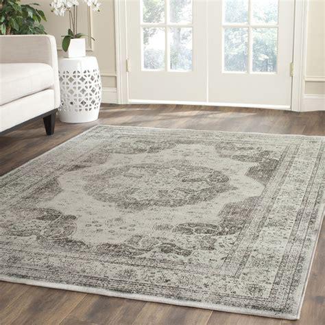 grey safavieh power loomed vintage area rugs vtg158 770
