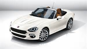 Fiat 134 Spider 2017 Fiat 124 Spider Wallpapers Hd Wallpapers