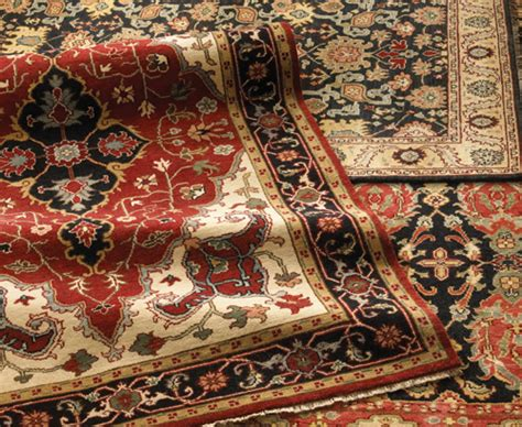 knotted rugs maintaining a work of caring for wool knotted