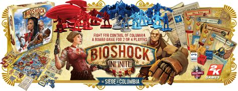 Promo Bioshock Infinite The Siege Of Columbia Board bioshock infinite the siege of columbia plaid