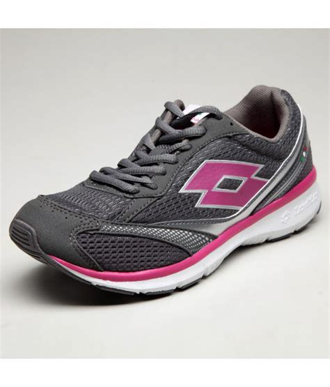 lotto grey running shoes price in india buy lotto