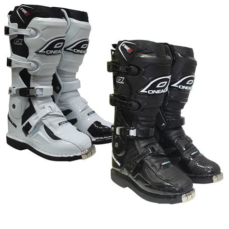 oneal motocross boots oneal rdx ratchet mx off road heavy duty atv quad