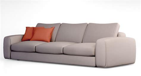 jardan couches jardan hudson sofa 3d model max obj cgtrader com