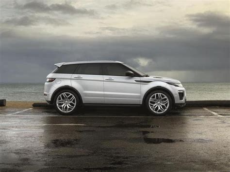 lifted land rover 2016 2016 range rover evoque facelift headed to geneva cars co za
