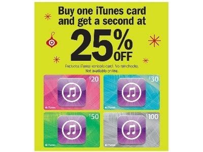 Who Has Itunes Gift Cards On Sale This Week - itunes card 007a6b9f org