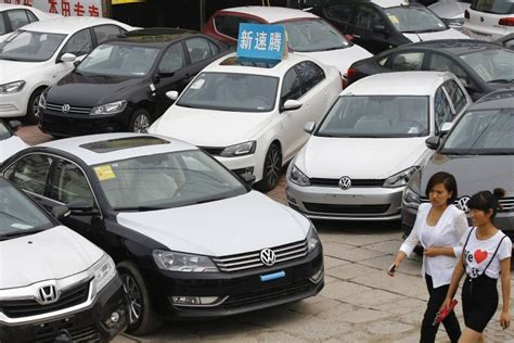china extends lead  worlds largest car market  sales gm ford china deliveries