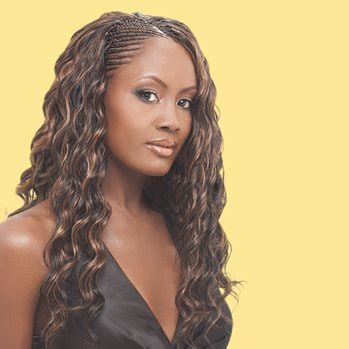invisible braids with straight hair style gallery invisible braids straight hair
