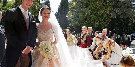 albanian royal wedding  hungarian relevance