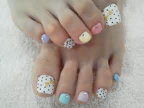cool toe nail art designs
