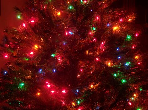 christma tree lights the history of tree lights canada