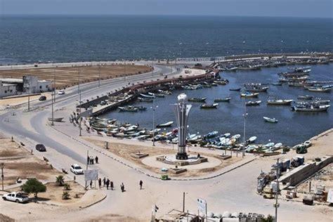 porto israeliano ancora incerti i piani di israele sul porto di gaza infopal