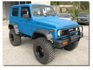 Suzuki Samurai V8 Conversion Repower Your Suzuki Samurai With A V6 Or V8 Engin E