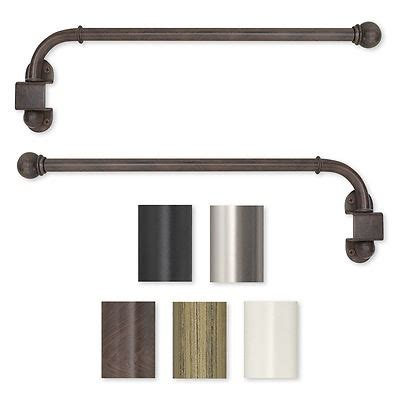 swing out arm curtain rod pin by jean riley on outdoor shower pinterest