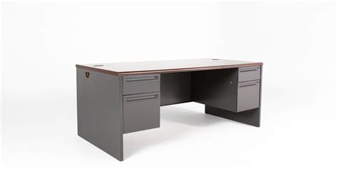 72 x 36 desk 72 quot w x 36 quot d grey desk dsk010841 arenson office