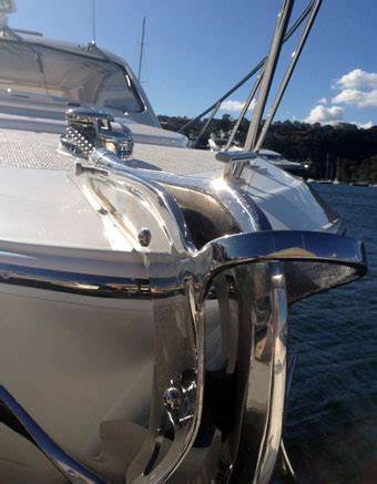 boat detailing lake macquarie our locations perfect finish marine detailing