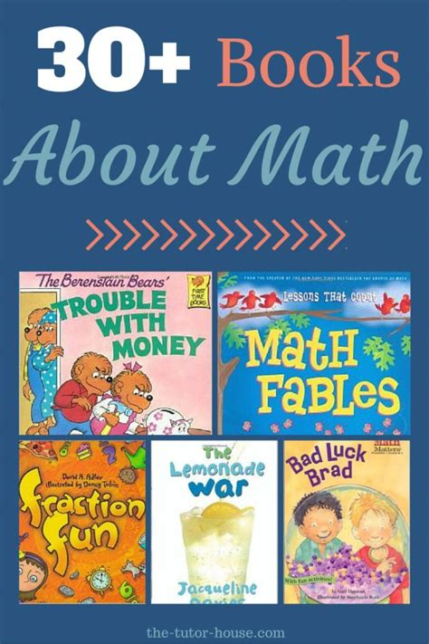 Thursday Three From Book To 2 by 30 Books About Math Preschool Primary
