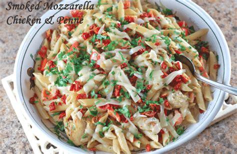 olive garden copycat recipes smoked mozzarella chicken and penne pasta