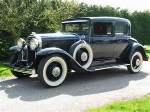 1931 Buick Coupe Left Front Black 1931 Buick Series 90 Car Picture