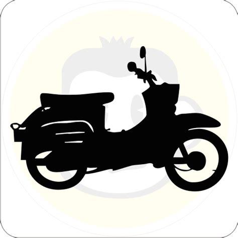 Moped Aufkleber Entfernen schwalbe sticker ossi sticker moped ebay