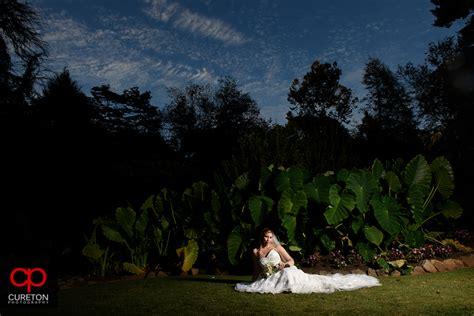 Rock Quarry Garden Bridal Samantha Greenville Sc Rock Quarry Garden Greenville Sc Weddings