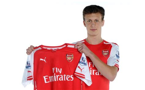 arsenal young players ten young players to watch out for in 2015 including