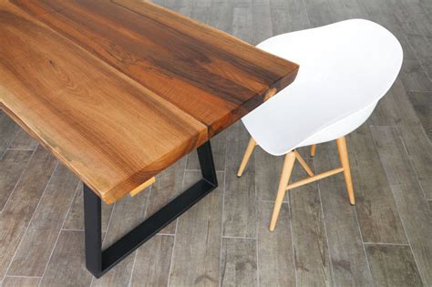 Signature live edge table nabla furniture