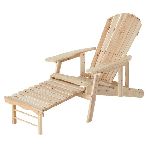 Adirondack Chair by Stonegate Designs Adjustable Wooden Adirondack Chair
