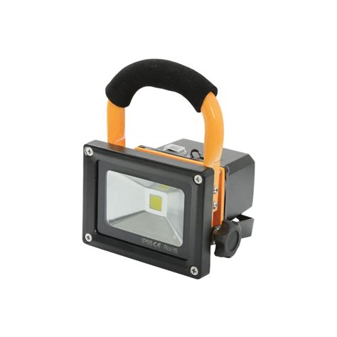 Portable Led Light by Portable Led Flood Light 10w From Rocking Rooster