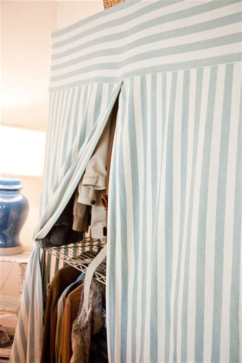 cover closet with curtain diy organizers arianna belle the blog