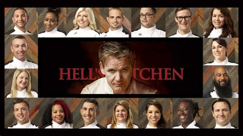 Hells Kitchen Contestants by New Season Of Hell S Kitchen Features Contestant From