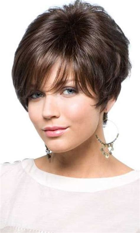 hair styles for flat straight hair for 50 year old woman 50 short layered haircuts for women short hairstyle