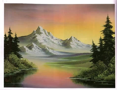 bob ross of painting pics for gt bob ross paintings