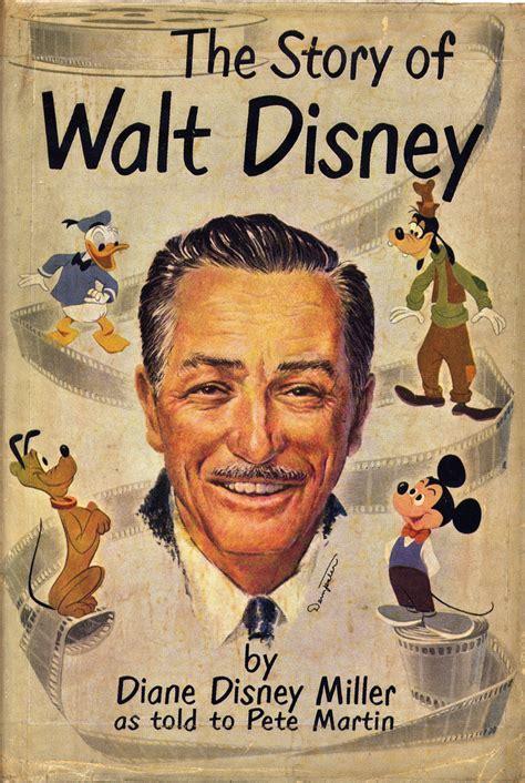 biography book walt disney decidedly disney signed walt