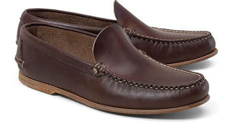 rancourt loafer brothers rancourt co vintage venetian loafers in