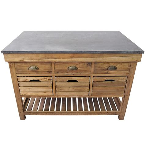 marble top crate kitchen island natural wood stain ideas 17 best images about kitchen on pinterest islands crate