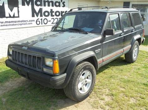 used jeeps for sale in greenville sc 1996 jeep for sale carsforsale