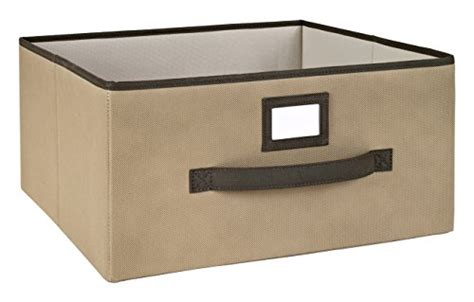 Where Can I Buy Closetmaid Closetmaid 25066 Fabric Drawer Mocha Buy Usa Quality