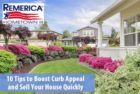 curb appeal for selling your home articles by category sell a house remerica hometown iii