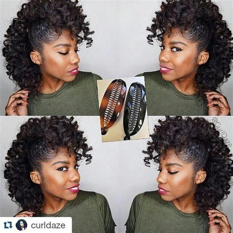 how to curl your hair and wear bananaclip 706 best images about head wraps natural hair styles on