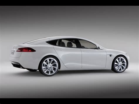 Tesla Model S Cost To Own 2011 Tesla Model S Features Photos Price
