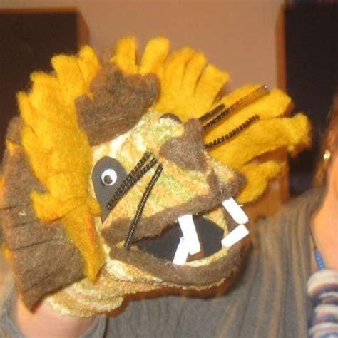 lions maken 85 best muppets of sokpoppen maken images on pinterest
